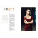 Publication about QNET in Moldova was published in Brilliance magazine in June 2016 issue / Публикация о QNET Молдова в журнале Brilliance за июнь месяц 2016