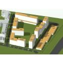 Detaljplan klar för 370 nya lägenheter på Olofsdal