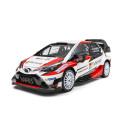 Toyota Gazoo Racing avslöjar 2017 års WRC-bil och -förare