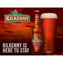 Kilkenny Irish Red Ale changes distributor in Sweden to Brewery International