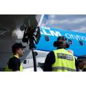 """Energimyndigheten ger KLM grönt ljus till """"Från flis till flygplan i Småland"""""""