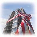 Vind, fukt och brandsäkert när Paroc lanserar Cortex™ för höga byggnader
