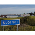 Nytt fryshus vid glassfabriken i Slöinge