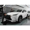 Lexus er kundenes favoritt for niende året på rad