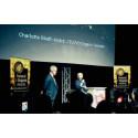 "Organic Swedens VD får priset  ""The Organic Food Outstanding Achievement Award"""