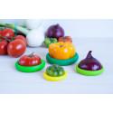 Matlock håller frukt och grönsakerna fräscha längre!
