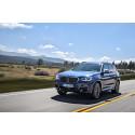 Uusi voimakas ja energiatehokas BMW X3