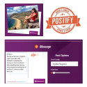 Monarch Airlines & Postify Team Up For A Facebook Campaign