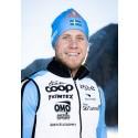 Bill Impola utmanar brorsan i Västgötaloppet Skidor