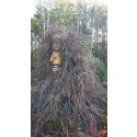 Trollmor vaktar över Trollstigen i Målerås