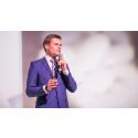 Supertalangen Marcus Jacobsson blir ny VD för Oriflame i Skandinavien