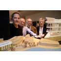 Renowned Architectural Practice builds academic partnership with Newcastle Business School