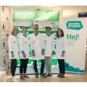 Apotekare inom Apoteksgruppen öppnar nytt apotek i Halmstad