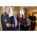 Gustafs får Polisens och kommunens medborgarlöfte om satsning på trygghet