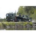 Scania valgt som finalist af det danske Forsvar
