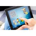 Shopper fra smarttelefon og nettbrett