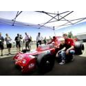 Unik utställning på Motormässan – Ronnie Peterson fortsätter att fascinera