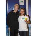 Hälsoföretaget Euro Accident ny sponsor till Charlotte Kalla