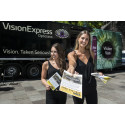 Over 90% of Vision Van visitors found to be neglecting their eye health as initiative hits Cardiff for Macular Week 2018
