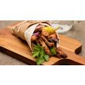 Tre goda skäl att välja veganskt - Pulled vego BBQ, Vegokebab och Chili och ingefärsstrimlor från Anamma