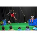 Klura ut – en ordlös cirkusshow med Cirkus Cirkör