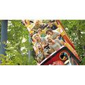 ABK:s hyresgäster bjuds på resa till nöjespark