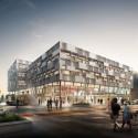Ny journalisthögskola i Århus
