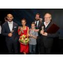 Feierliche Verleihung des Friedenspreis des Deutschen Films – Die Brücke – 2014 am Donnerstag, 3. Juli 2014 in München