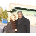 Dr Denis Mukweges vision byggs i en liten by i Burkina Faso