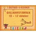 Pressträff 10 oktober: 7 årstider - 9 regioner, en matresa Sverige runt (Gullmarsfjorden, Bohuslän)