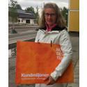 Annalill ger sin del av Kundmiljonen till Pajala skidspårsförening