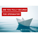 Are you fully secured for Open Water?