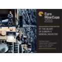 Den stora gruvmässan Euro Mine Expo lockar besökare från hela världen till Skellefteå