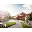 Akademiska Hus bygger innovationsarena på Chalmersområdet