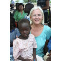 Helen Bjørnøy i Sør-Sudan