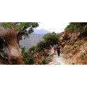 Schyst resande på vandringsresa till Marocko.