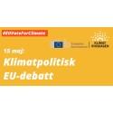 Nytt grepp när partierna möts i klimatpolitisk EU-debatt