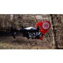 Nye højder: Droner skal samle ind ved Hjerteforeningens landsindsamling