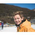 Kristian Moen (18) var skuffet over syvendeplass i Paralympics. Arkivfoto: Glenn C. Pettersen / Snowboardforbundet