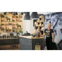 Efter succésommaren: Morakniv Concept Store blir permanent