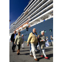 Record number of visits by cruise ships to Gothenburg