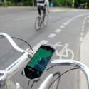 Smart telefonhållare till cykelstyret