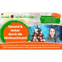"""Weihnachtsbäckerei – geht das auch """"gesund""""?"""