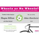 Wheel Or No Wheel!