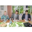 Nordiska finansförbund stöder facklig verksamhet i Estland