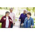 Äldres hälsa och säkerhet  i fokus under öppet hus