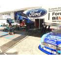 V8 Thunder Cars på plats under karting-SM/RM i Kristianstad
