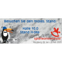 Spielwarenmesse Nürnberg - unsere Spieleneuheiten fürs Frühjahr 2020