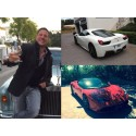Ferrari driving fraudster jailed for £9.8m international tax fraud