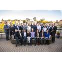 Höga förväntningar då 30 chefer startade Executive MBA-programmet vid Handelshögskolan i Göteborg